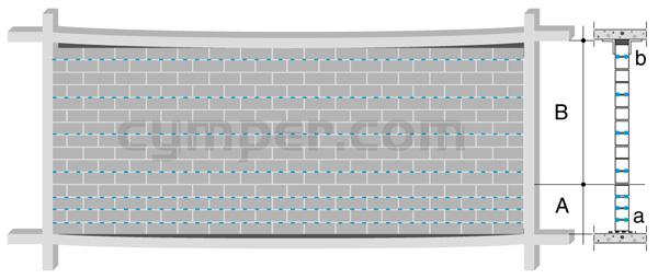 Murfor - Armadura de refuerzo para fábrica de bloques - Imagen 19