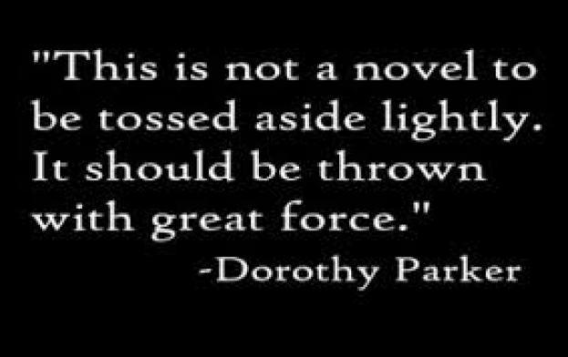 dorothy parker gone girl