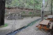 Table picnic areas and maps of Cyprus