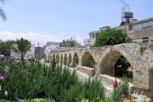 Aqueduct (within the walls) Nicosia