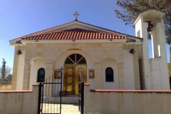 The Church of Ayia Marina in Kotsiatis