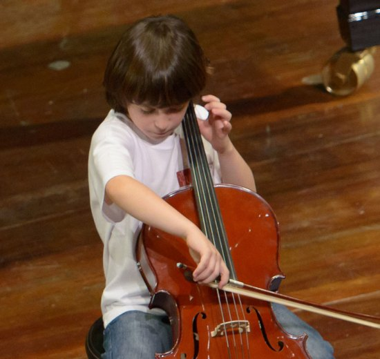 April class concerts of the Cyprus Youth Symphony Orchestra Music School