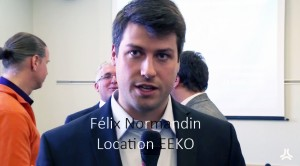 Félix Normandin (Location EEKO)