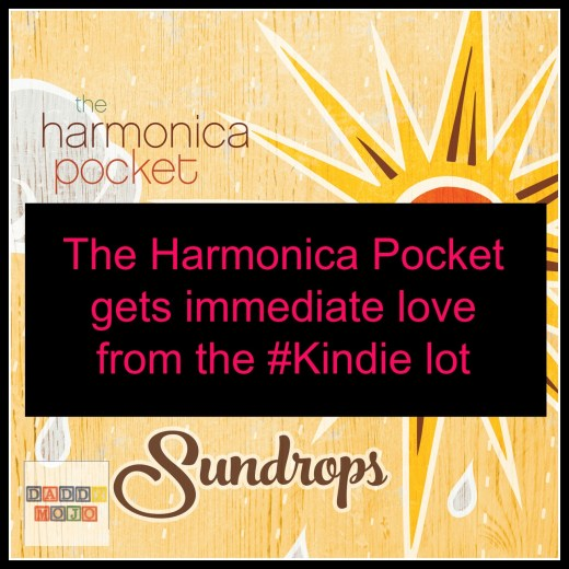 The Harmonica Pocket gets immediate love from the #Kindie lot