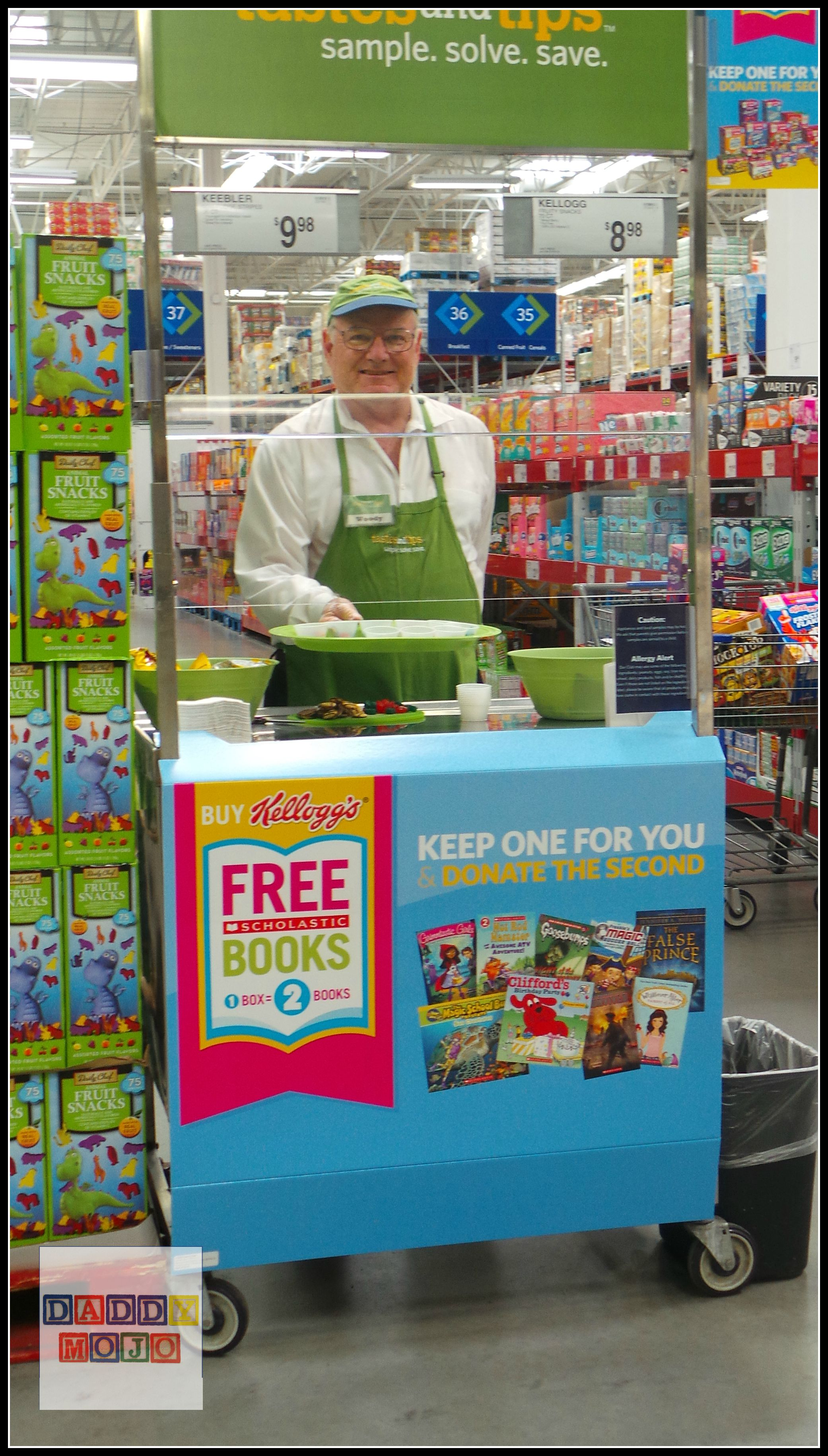 how to get the kelloggs free books