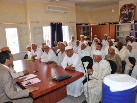 المجلس العلمي المحلي لتنغير يأطر المؤذنين التابعين لبلدية تنغير