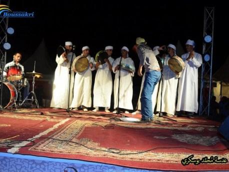 رقصة أحيدوس في الممارسات الاجتماعية والطقوس والاحتفالات بمنطقة دادس
