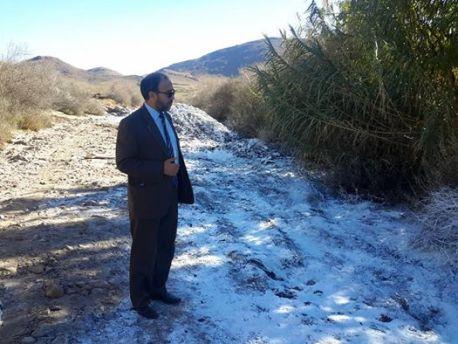 أحمد صدقي يسائل دراسة التأثير البيئي لاستغلال منجم «تيويت» والشركة تقلل من خطورة الوضع