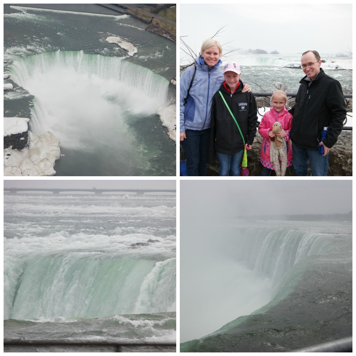 Niagara Falls Ontario Gives Beauty & Wonder For All Ages