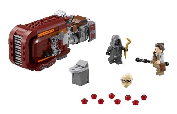 Rey's-Speeder
