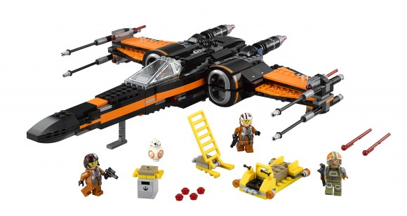 Poe's-X-Wing-Fighter