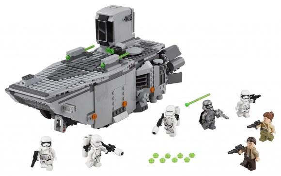 First-Order-Transporter