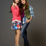 "The Disney Channel Original Movie ""Invisible Sister"" premieres Fri, Oct. 9"