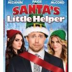 Santa 's Little Helper DVD Review & Giveaway
