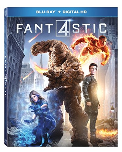 Witness a true origins story and see how it all began as FANTASTIC 4 arrives on Digital HD Friday, November 20th, and Blu-ray & DVD Tuesday, December 15th!