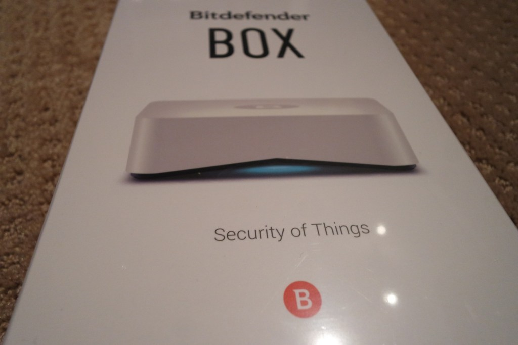 Bitdefender BOX is a sleek, small and mighty piece of hardware that protects all devices in the home such as PCs, Macs, Android and iOS tablets and phones alike.