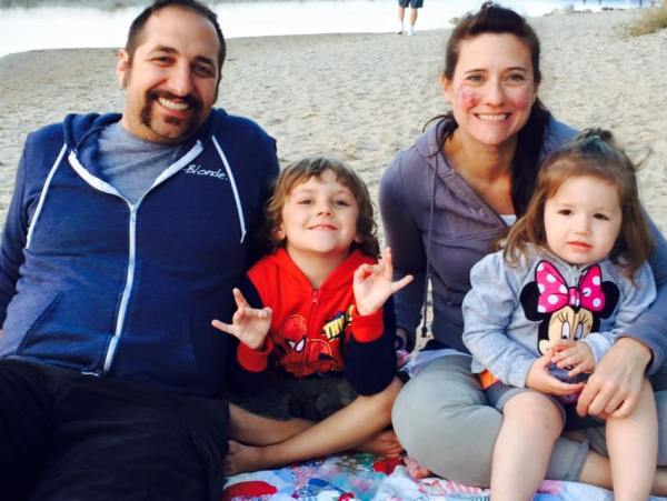 """Jeff """"fuzzy"""" Wenzel is the 661st Dad being spotlighted in the Dads in the Limelight series on the Dad of Divas blog."""