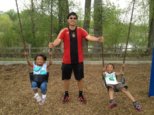 Sean Jensen is the 703rd Dad being spotlighted in the Dads in the Limelight series on the Dad of Divas blog