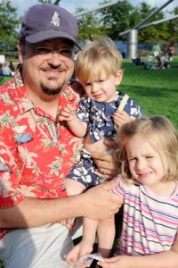 Darian Martyniuk is the 713th Dad being Spotlighted in the Dads in the Limelight Series on the Dad of Divas Blog
