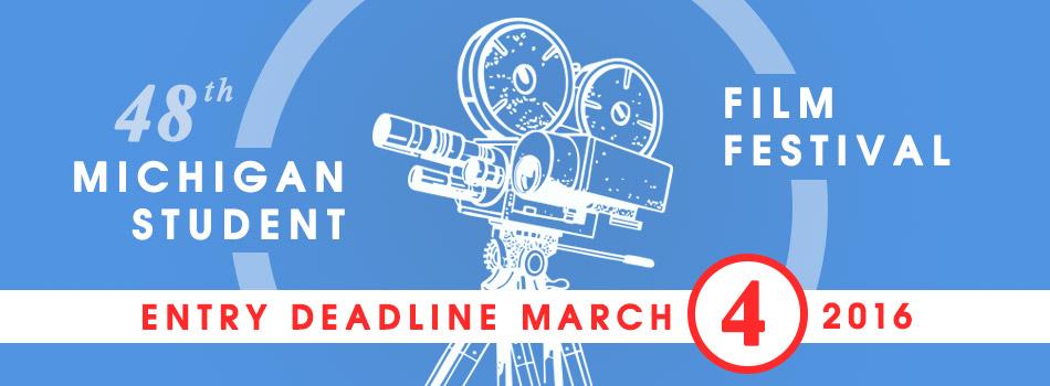 2016 Festival Deadline Featured Image