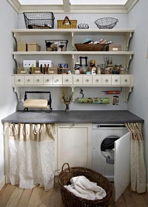 Laundry Room Design On a Budget, DagmarBleasdale.com