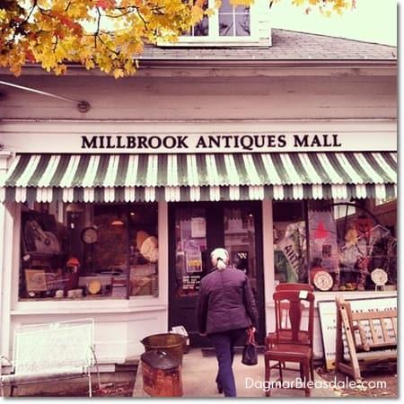 Millbrook Antiques Mall, NY