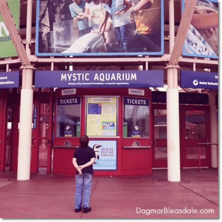 Mystic Aquarium And The Titanic Exhibit