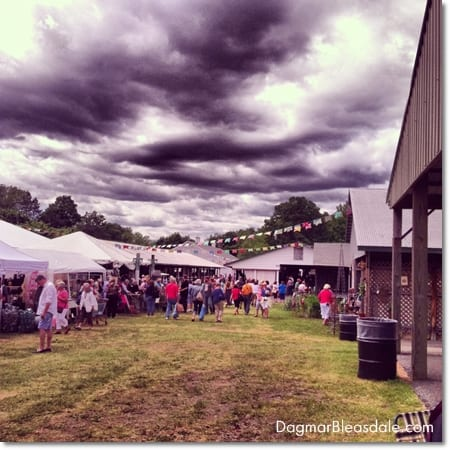 Country Living Fair in Rhinebeck 2014, DagmarBleasdale.com