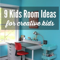 creative kids room ideas, DagmarBleasdale.com