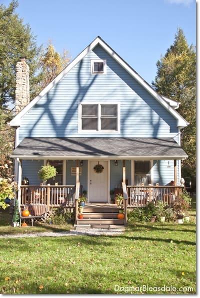 Blue Cottage, DagmarBleasdale.com