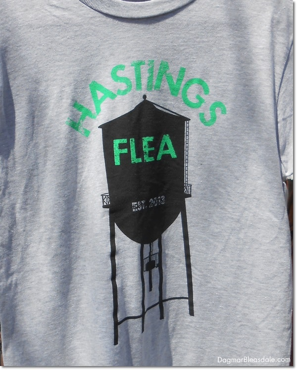 Hastings-on-Hudson and the Hastings Flea