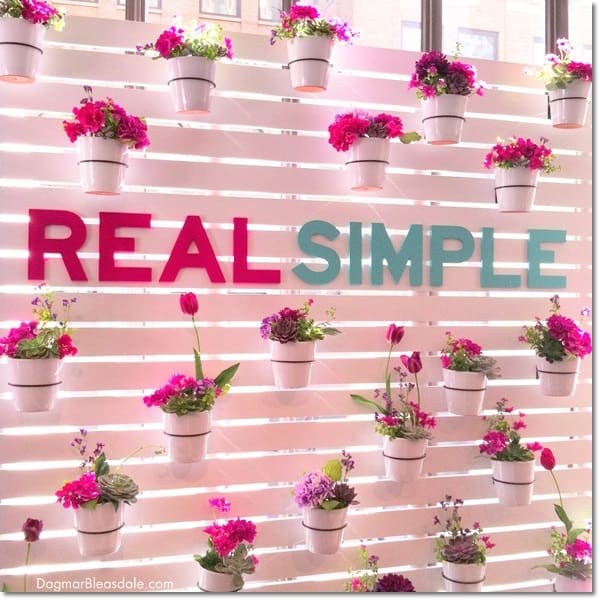 Real Simple Beauty & Balance event 2015