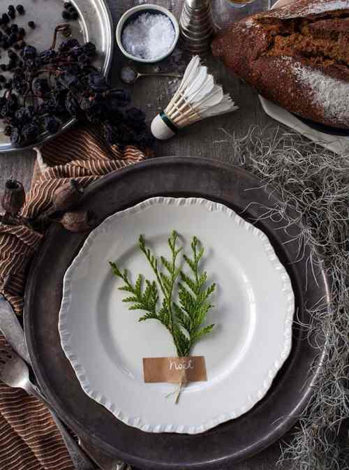 Cottage Thanksgiving Tablescape Ideas, DagmarBleasdale