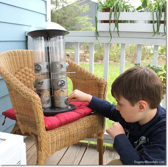 Bird Watching Fun and a $150 Ace Gift Card Giveaway
