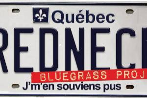 Quebec Redneck Bluegrass Project