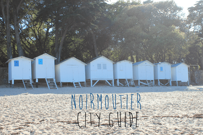 Bonnes adresses & City guide, un weekend à Noirmoutier