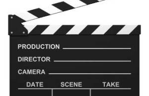 Daily Actor Clapboard