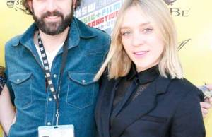 Chris-D'Arienzo-and-Chloe-Sevigny-at-SXSW-for-Barry-Munday