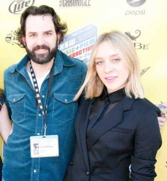 hris-D'Arienzo-and-Chloe-Sevigny-at-SXSW-for-Barry-Munday