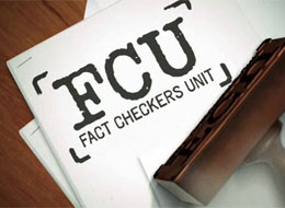 Fact Checkers Unit logo