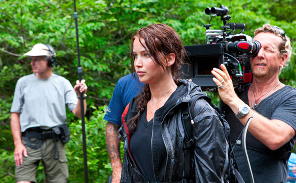how-to-become-an-actor-Hunger-Games-Jennifer-Lawrence-Filming
