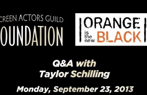 Taylor Schilling Talks 'Orange is the New Black', How She Got the Part, Her Career and More (video)