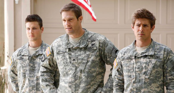 Enlisted-Cast