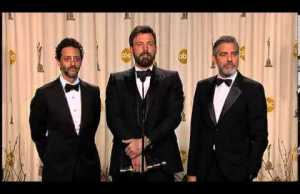 Oscar Speech and Backstage Interview: Ben Affleck for Best Picture (video)