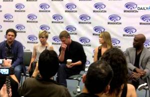 WonderCon: Sean Bean, Tina Majorino, Ali Larter & Morris Chestnut Talk 'Legends'