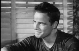 Watch a Twenty-Three Year Marlon Brando's Screen Test