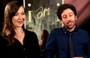 Interview: Jocelyn Towne and Simon Helberg Collaborate On and Off-Screen in Town's Directorial Debut, 'I Am I'