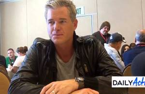 "Interview: The Last Ship's Eric Dane: ""I try not to base my characters on anything other than the circumstances that are given"" (video)"