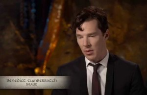 It's All About That Voice! Watch How Benedict Cumberbatch Nailed the Role of Smaug In 'The Hobbit'
