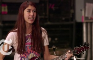 Watch These Kids Audition at the Open Casting Call for Broadway's 'School of Rock'